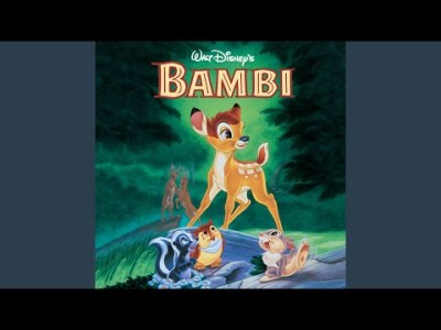 "Let's Sing a Gay Little Spring Song (From ""Bambi""/Soundtrack Version)"