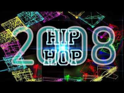 Hip Hop 2008 CD Mix