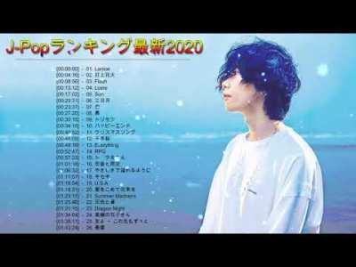 【作業用BGM 邦楽】邦楽 J-Pop メドレーランキング最新2020 ||人気曲感動すJ-Pop メドレー 最新 2020 名曲