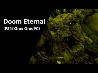 Doom Eternal ゲームプレイ解説