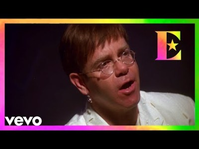 "Elton John – Can You Feel the Love Tonight (From ""The Lion King""/Official Video)"