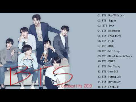 BTS メドレー || BTS おすすめの名曲 2019 || BTS 人気曲|| BTS スーパーフライ