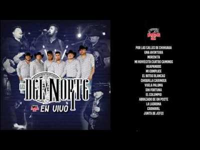 Los Del Norte – Disco En Vivo [Cd Completo]