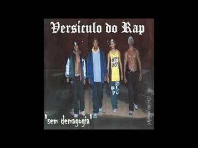Versículo do Rap Official – Periferia é hip hop CD SEM DEMAGOGIA