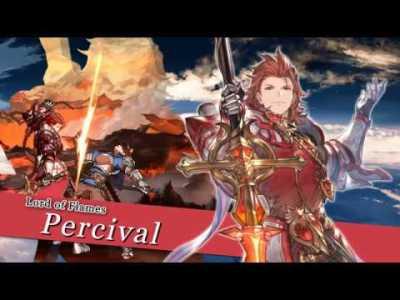 『グラブルVS』Granblue Fantasy Versus OST – Lohengrin (Percival's theme VS パーシヴァル)