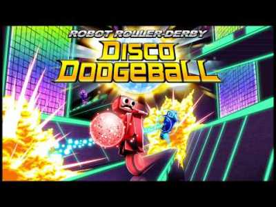 Robot Roller-Derby Disco Dodgeball OST – Isometric by Kraedt