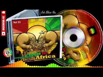 💽 REGGAE IN AFRIKA (Cd – Vol. 23 – 2020 – Exclusivo do canal)