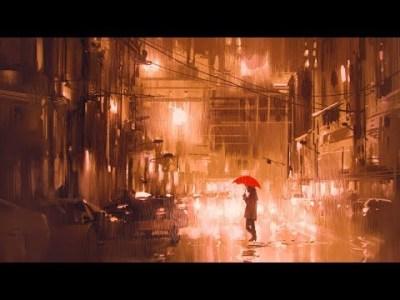 雨の物語が始まりそうな、癒しの音楽【リラックスBGM】