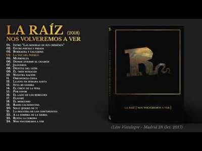 La Raíz – Nos Volveremos a Ver | Disco Completo – Full Album