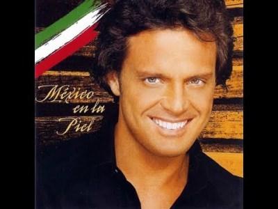 LUIS MIGUEL – MEXICO EN LA PIEL (((CD ALBUM COMPLETO))) 2004