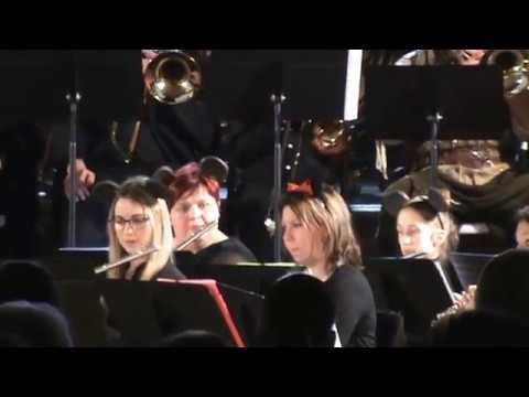 TARZAN SOUNDTRACK HIGHLIGHTS HARMONIE DE MAZINGARBE CONCERT DISNEY 20/01/2017