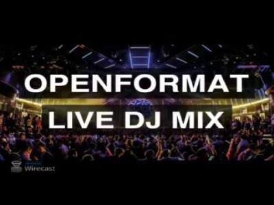 作業用BGM 洋楽【LIVE DJ MIX】OPENFORMAT STYLE (HIPHOP,R&B,POPS,EDM,,,,)