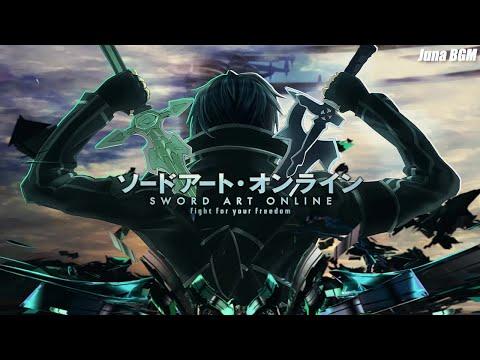 【作業用BGM】ソードアート・オンラインSAOシリーズ 最強にかっこいいアニソンメドレー