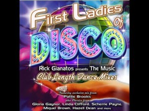 FIRST LADIES OF DISCO – THE BOOK AND CD!