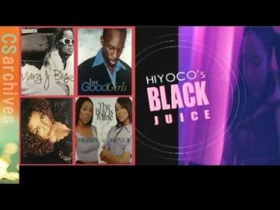 【1990年代 主要 R&B 選】 DJ HIYOCO 「BLACK JUICE」