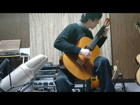 オープニングテーマ(Pre Season2,3)(TVドラマ『相棒』BGM)/ クラシックギター