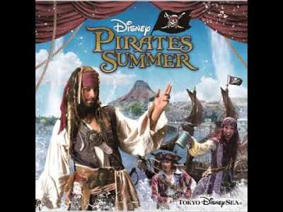 【TDS】【CD音源】パイレーツサマー2019  PIrates Summer Battele 'Get Wet!'