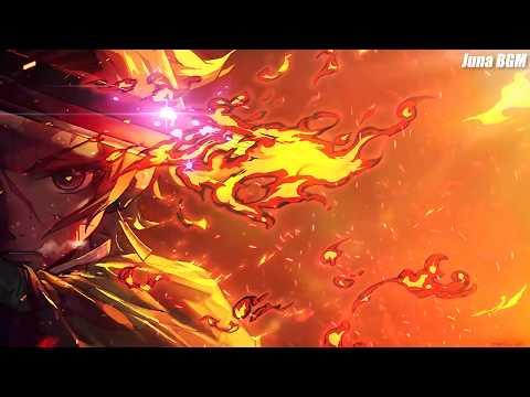【作業用BGM】鬼滅の刃Kimetsu no Yaibaシリーズ 神戦闘サウンドトラック集 Demon Slayer Battle Soundtracks