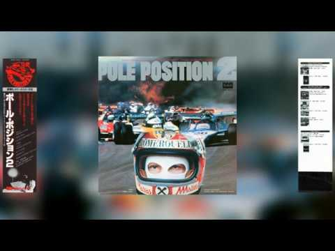 [1980] Shiro Sagisu – ポール・ポジション2 オリジナルサントラ盤 (Pole Position 2 OST) – Full Vinyl Rip