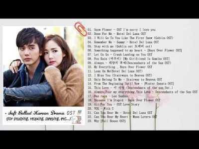 ヒットオスト韓国ドラマ-最高のサウンドトラック韓国ドラマ人気 ~  韓国ドラマ OST/主題歌 大全集  🌧