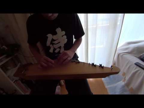 サントラ盤 Sakkijarven polkkaをミカのカンテレで弾いてみた!