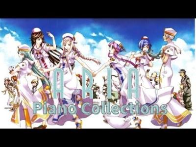 ARIA Piano Collections~アリア主題歌・サウンドトラックカバー~【作業用BGM】