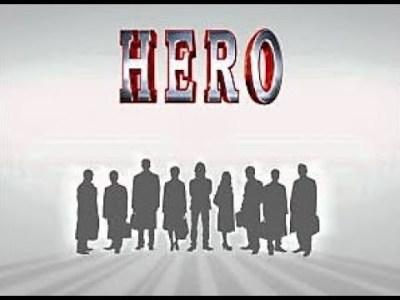 【ドラマ】 ♦HERO♦オリジナルサントラ~服部隆之♦セレクション3曲