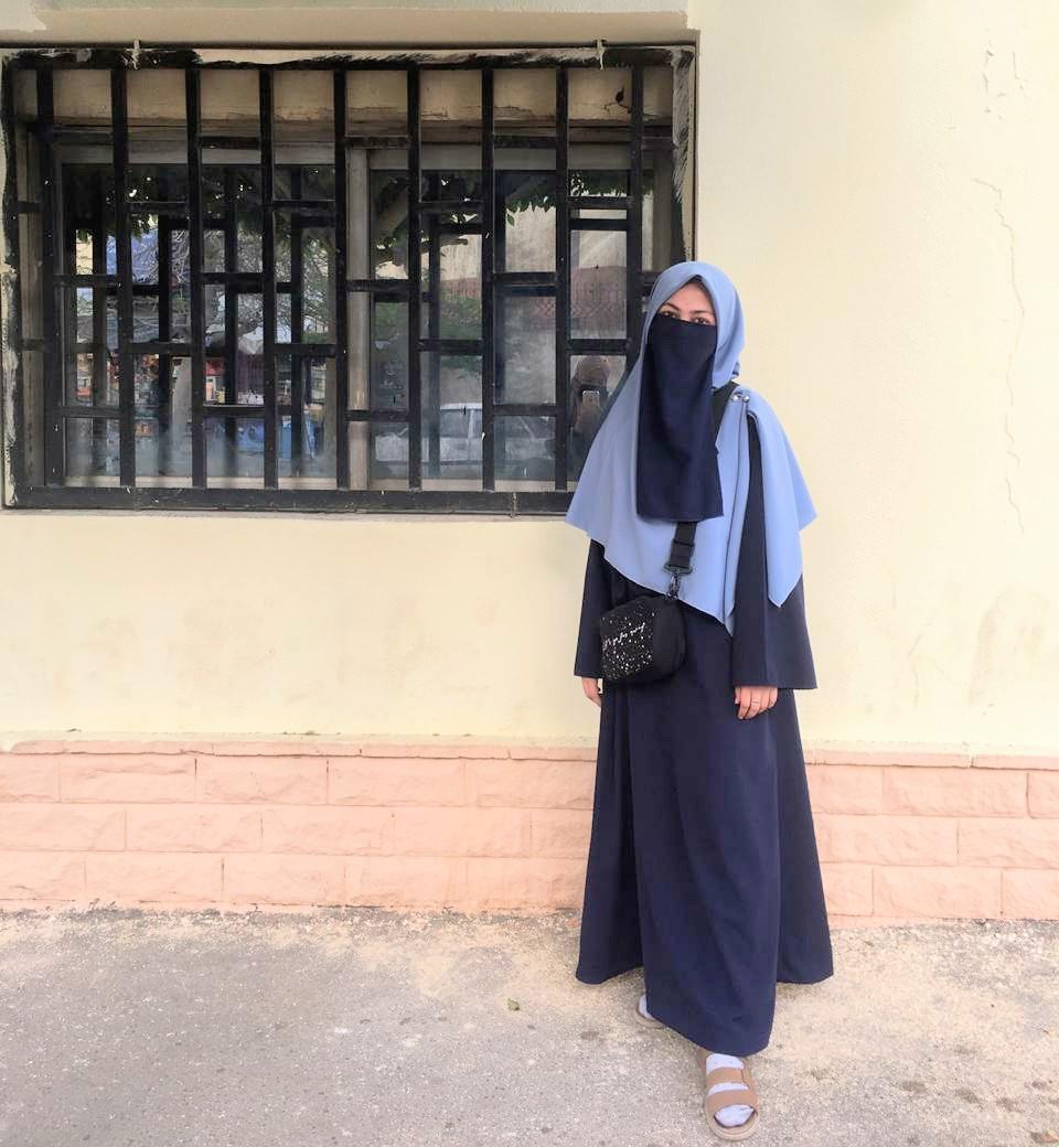 Kisah Santriwati Asal Sukabumi Isi Aktivitas Selama Lockdown Di Mesir
