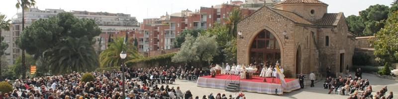 Solemnidad de San José en Barcelona