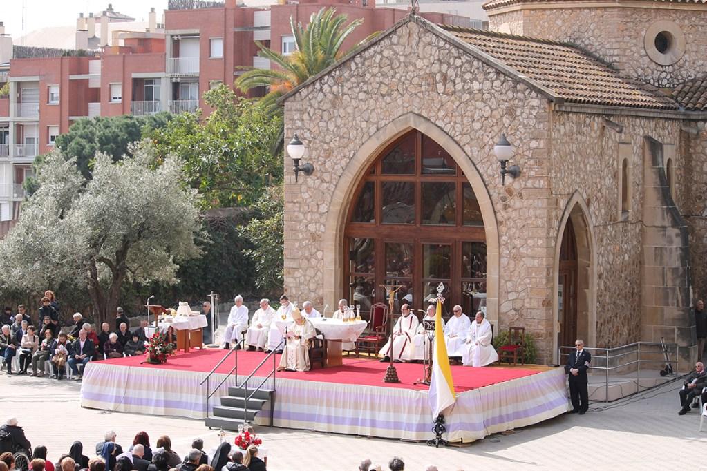 Solemnidad de San José en Barcelona 2015