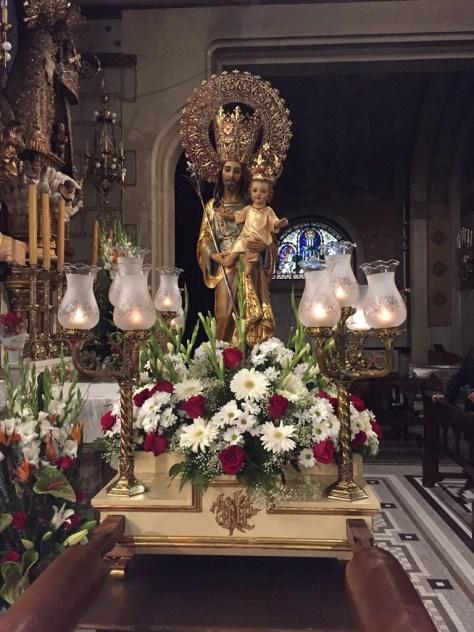 Solemnidad San José 2016 Solemnitat Sant Josep 2016