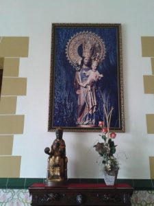 Montserrat Mare de Déu de Montserrat.