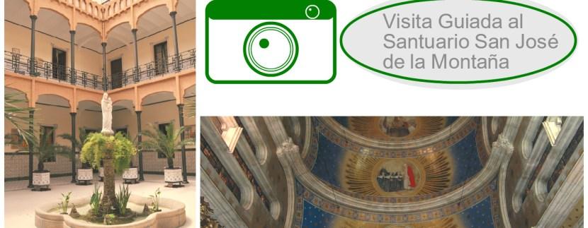 visita guiada santuario san josé de la montaña barcelona