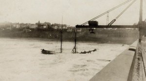 1917 Foto naufragio Ciscar