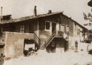 Caserío de Filo y AmamaGoya y Casa Bomba