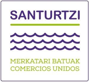 Logo Comercios Unidos de Santurtzi 2015-