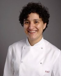 Nieves Barragan, Executive Head Chef, Fino Restaurant