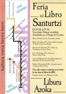 2010 cartel feria libro