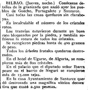 Vidrieras 19-09-1913 (La Correspondencia de España)