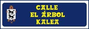 1 Calle El Árbol (no hay placa)