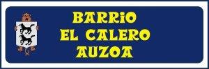 Barrio El Calero (no hay placa)