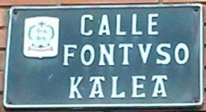 Calle Fontuso