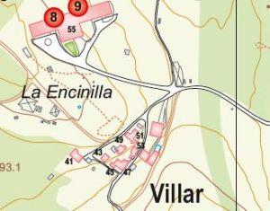Plano Situación Villar