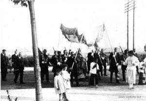 Procesión Corpus 1925 o 1927-4