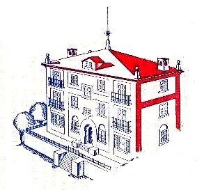Casa de la rifa según anuncio 1952