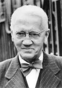 Retrato de Alexander Fleming