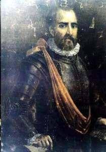 Retrato de Juan de Garay