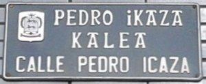 Calle Pedro Icaza-2