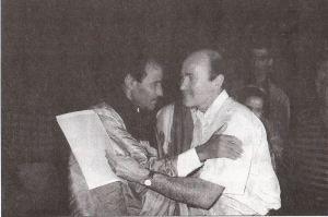 Firma hermanamiento 1994-2