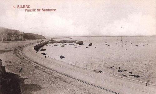puerto santurtzi 1910